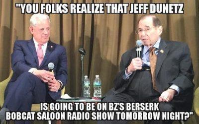 BZ's Berserk Bobcat Saloon Radio