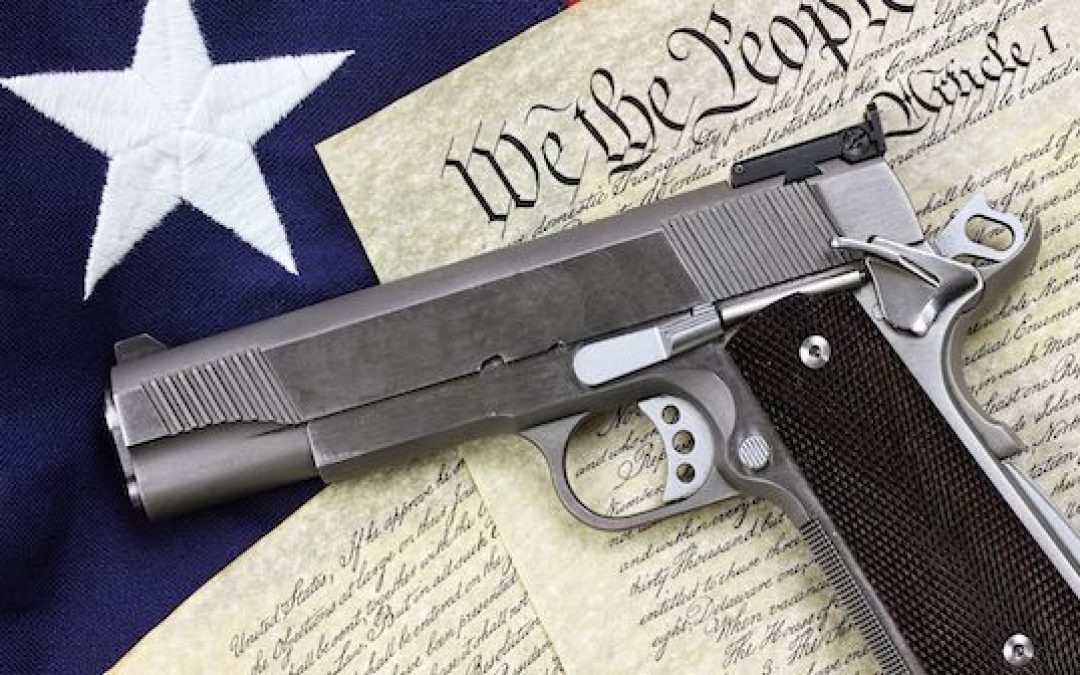 Second Amendment Gets Boost In Two States From Three Courts