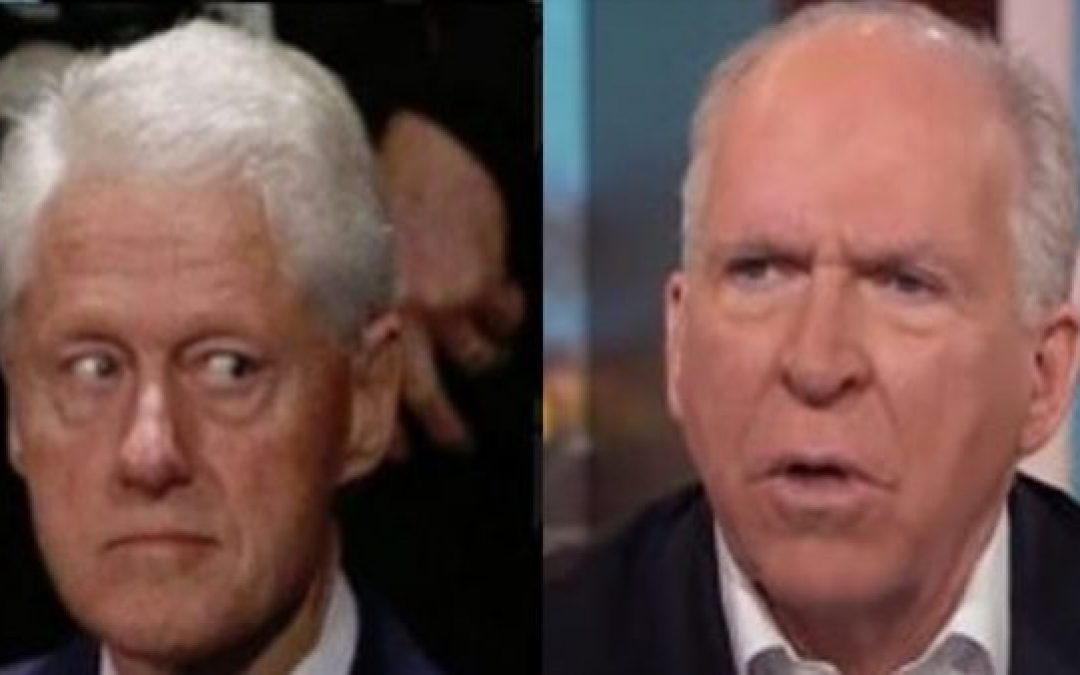 2015 Saga: Is This Weekend Where John Brennan And Bill Clinton Started Spying?
