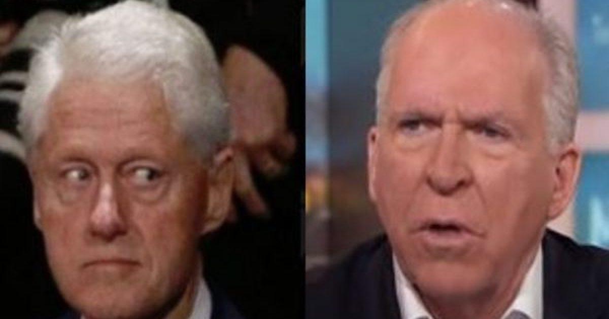 John Brennan Bill Clinton