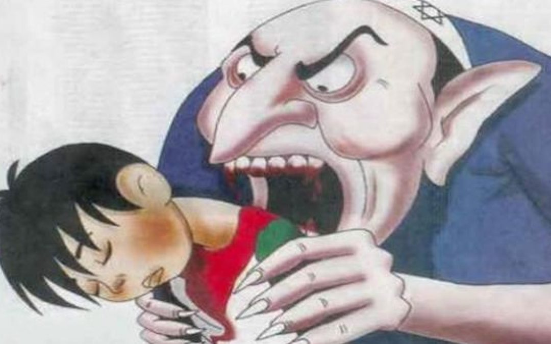 The Blood Libel: Why Antisemitism Increases Around Passover
