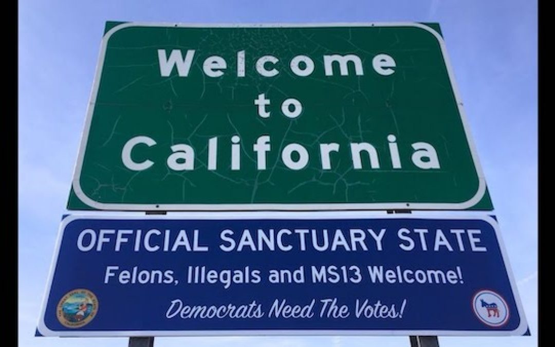 Nearly Half Of California Sheriffs Ignoring Sanctuary State Law