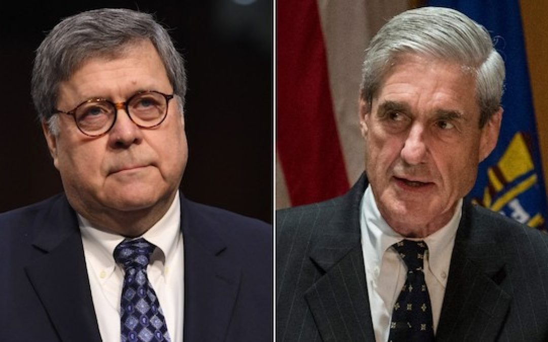 Barr Vs. Mueller On Obstruction Statute: Anatomy Of An Epic Chess Move