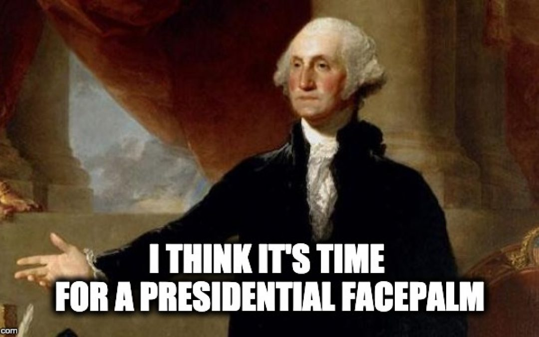 High School Considers Removing George Washington Murals: They 'Traumatize' Students