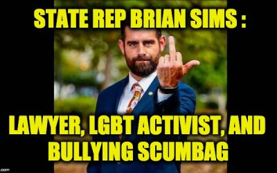"""What a Scumbag! Dem State Rep Harassed Pro-Life """"Old Lady"""" And Tries To Dox  Pro-Life Girls"""