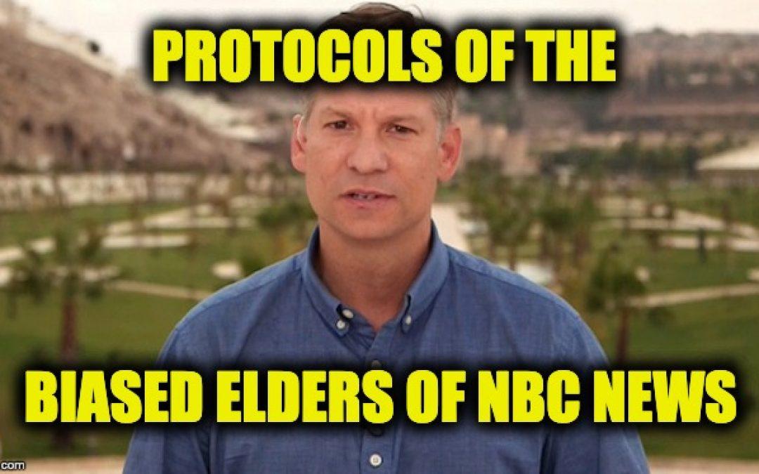 NBC's Richard Engel Pushes Anti-Jewish Blood Libel In Iran Report