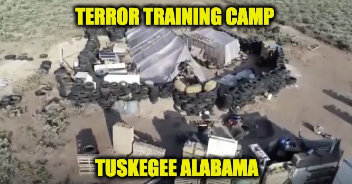 Islamist terror training camp