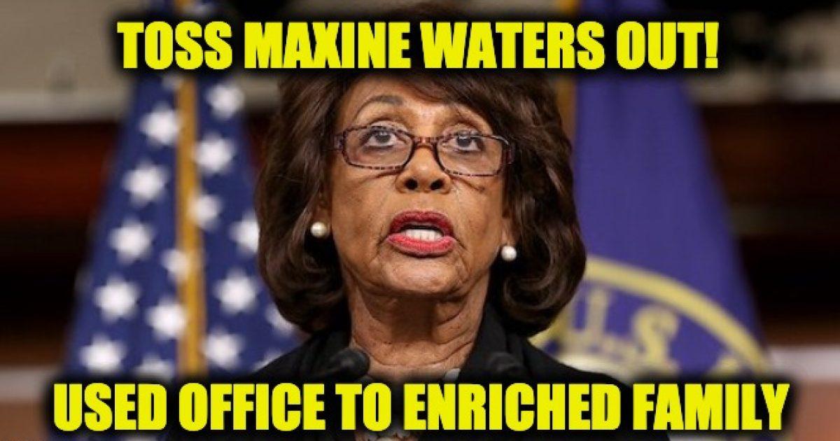 Maxine Waters Karen Waters