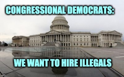 Bill Allowing Illegal Aliens To Work In Congress Approved By House Committee