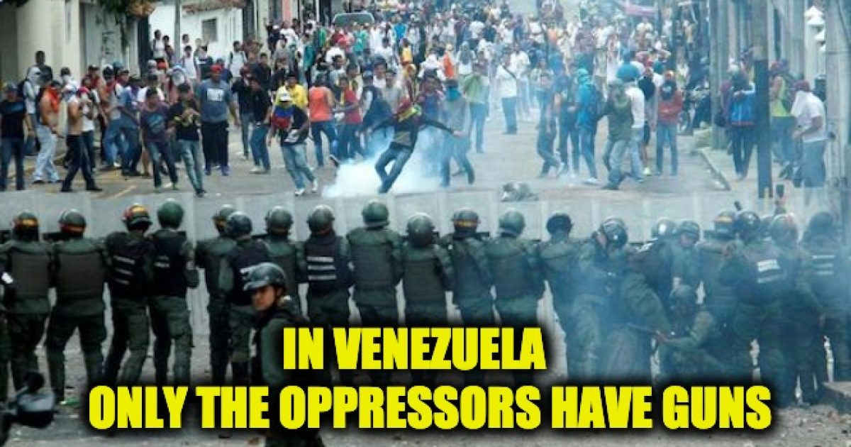 Venezuela disarmament law