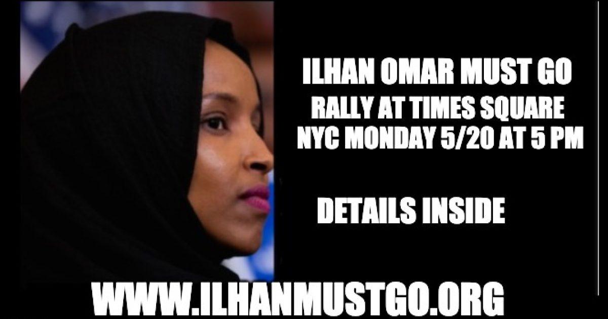 Ilan Omar Must Go