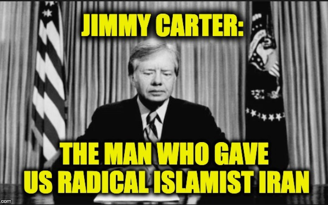 Thank Jimmy Carter For Today's Iran Crisis Mess
