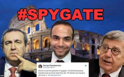 Spygate Watch: The 'Purge' Of Italian Intel, Brennan, And Obama's Odd Meet-And-Greet