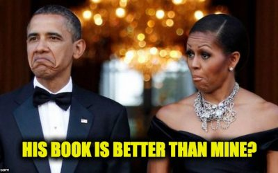 Love or Loathe? Why Is Barack Obama Trashing Michelle Obama's Book?