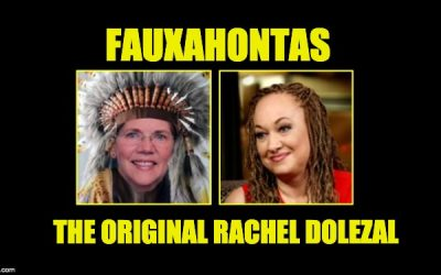 Sen. Fauxahontas Slammed As 'The Original Rachel Dolezal' During Radio Interview