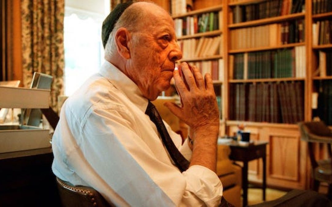 Burying Herman Wouk and Burying His Zionism