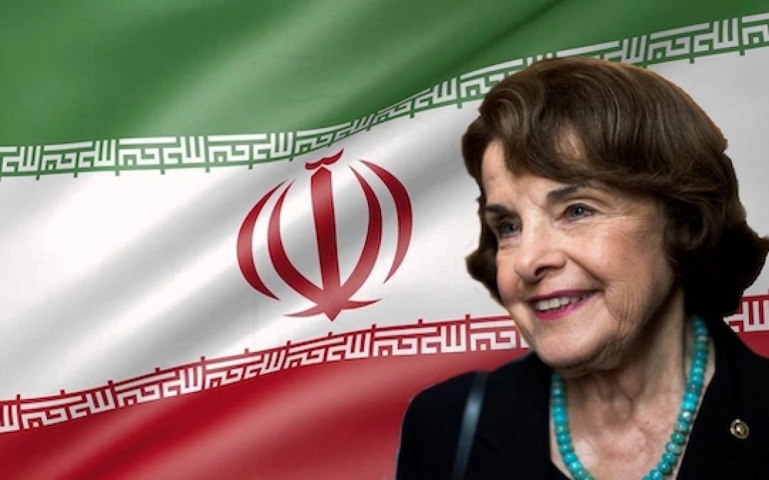 Logan Act Violation? Why The Heck Did Sen. Feinstein Speak Her iPhone W/Iranian Foreign Minister?