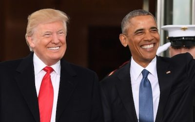 Two Presidents, Two Different Reactions To Hamas Violence