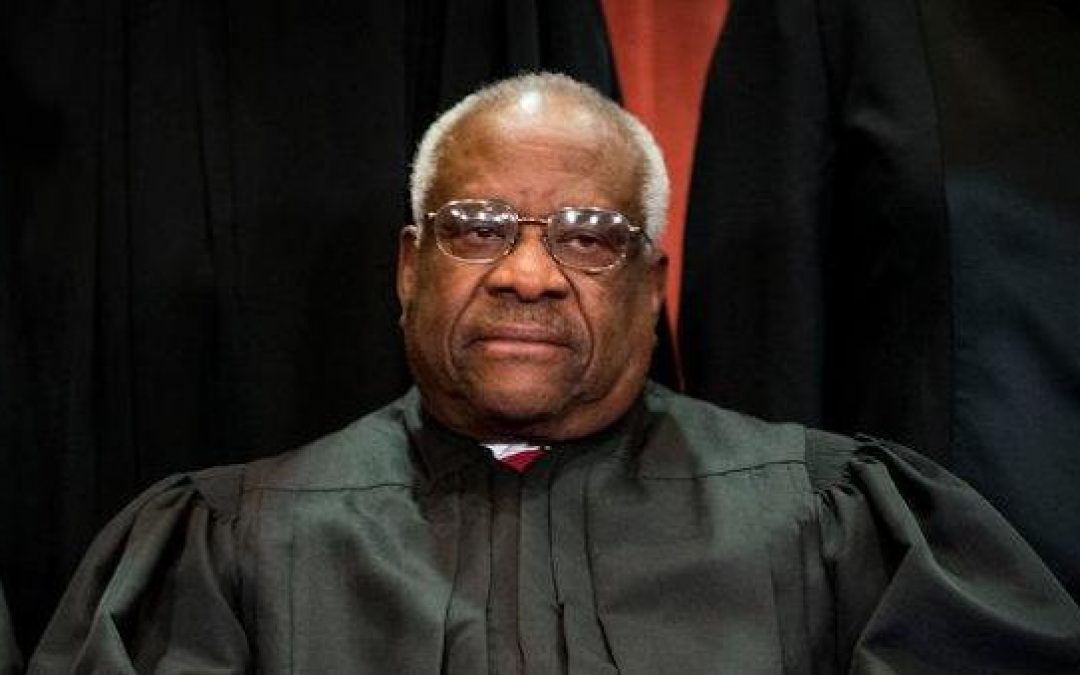 Justice Thomas' Indiana Opinion Was Meant To Be Road Map For Fighting Roe v Wade