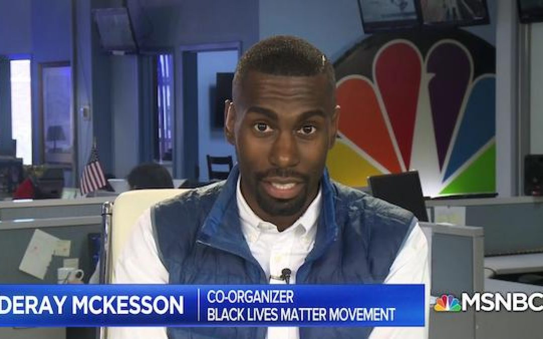 Court Allows Injured Louisiana Cop to Sue Black Lives Matter and DeRay Mckesson