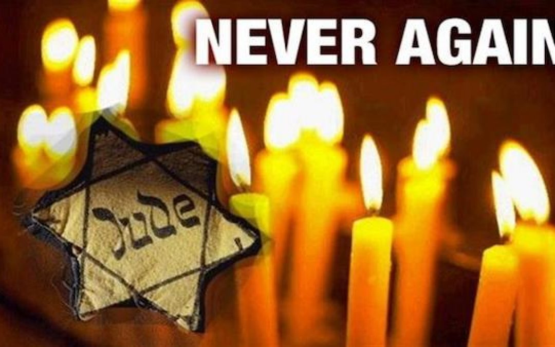 Yom HaShoah: Holocaust Remembrance Day 2019, The Hatred Is Mainstream Again