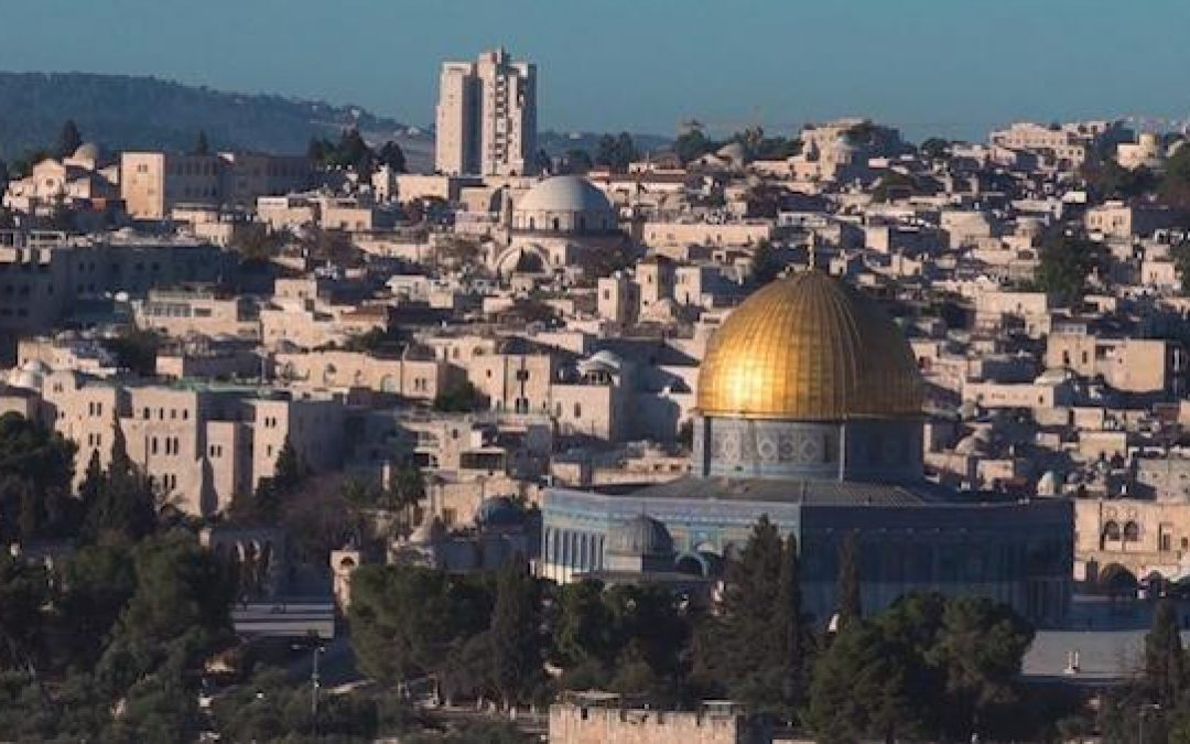 Yom Yerushalayim Question: The Ancient Greeks, Romans, and Muslims Said Jerusalem Is Jewish, So Why Doesn't Everyone?