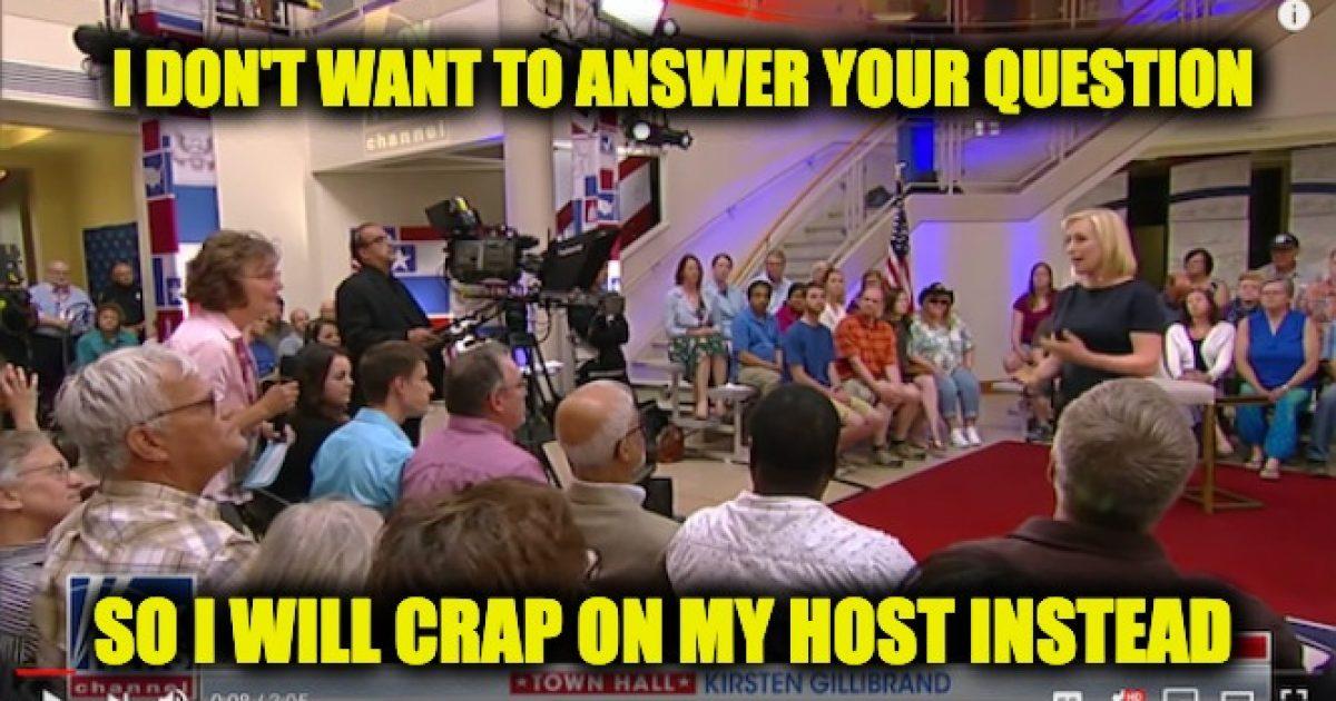 Gillibrand Fox News