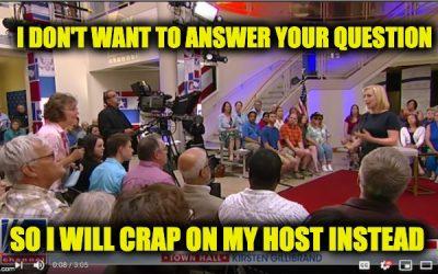 Gillibrand Avoids Uncomfortable Fox News Town Hall Question By Slamming Fox News