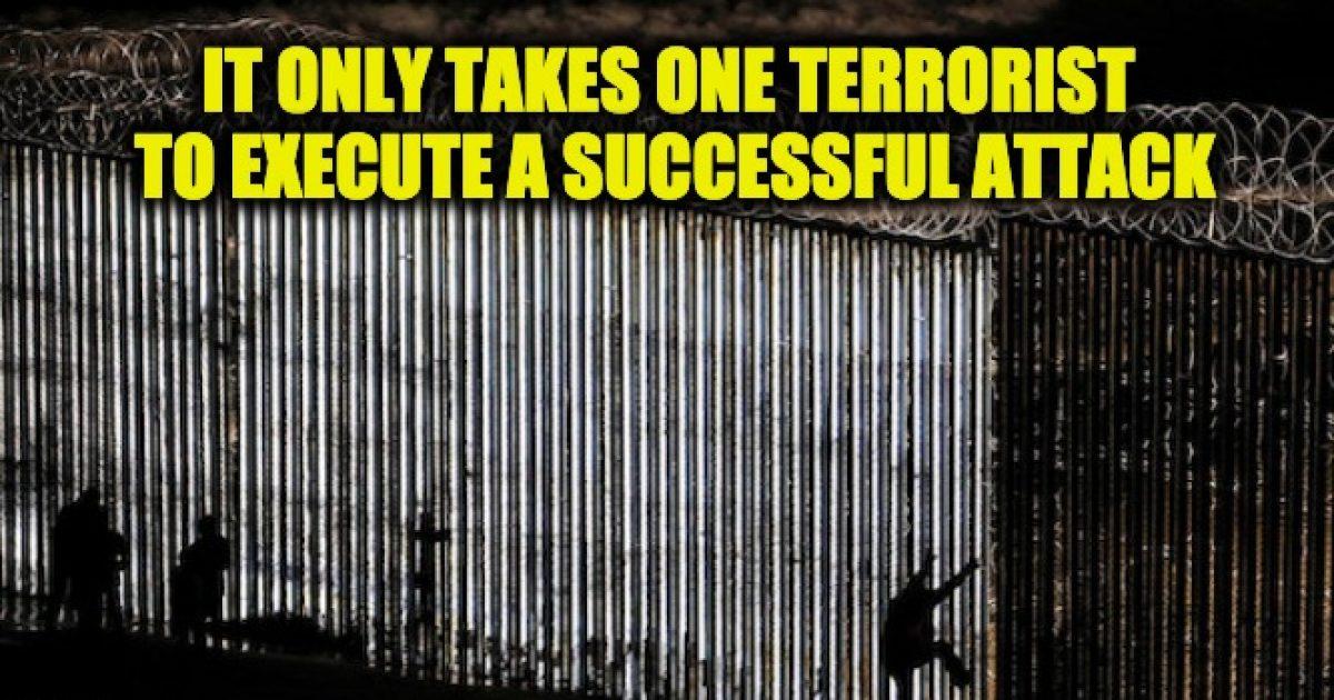 terrorists southern border