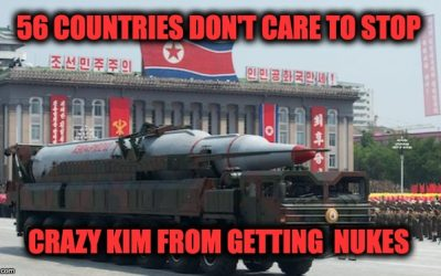 With Friends Like These…56 Countries Violating UN's North Korea Sanctions
