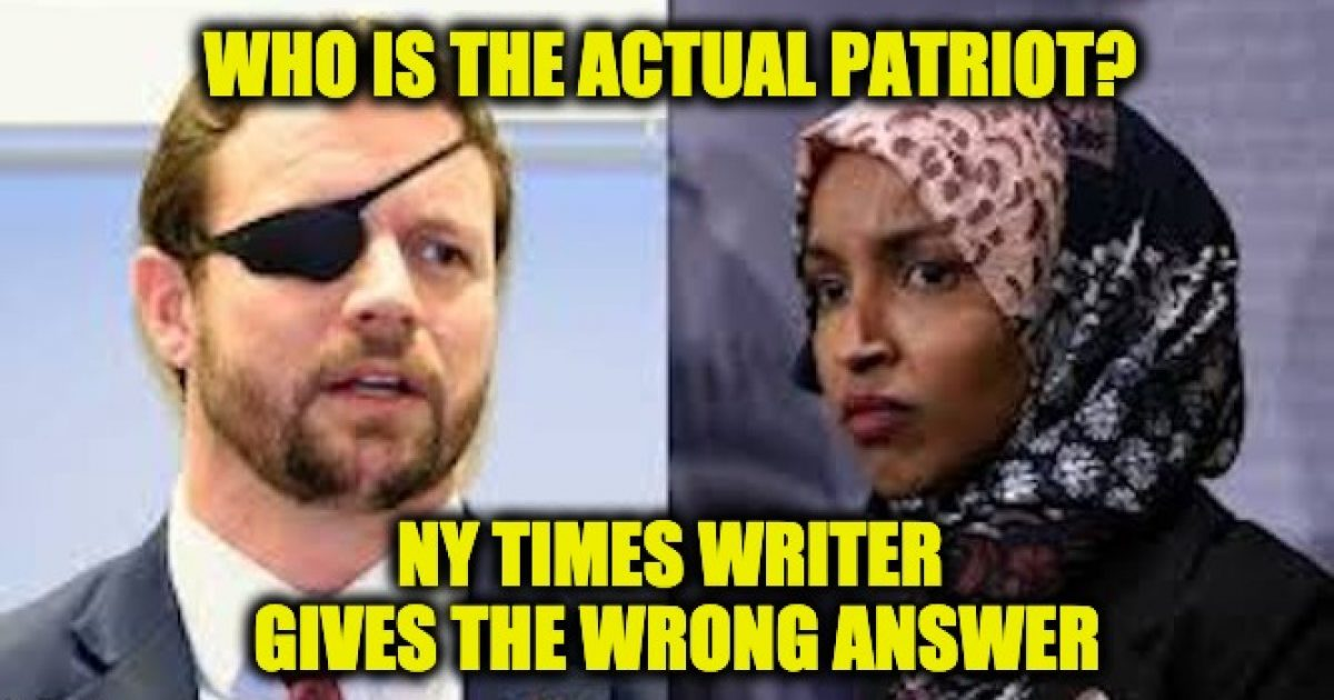 Dan Crenshaw Patriot
