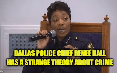Dallas Police Chief Says Violent Felons Are 'Forced To Commit Violent Acts' By Society