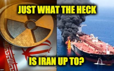 What The Heck Is Iran Up To?
