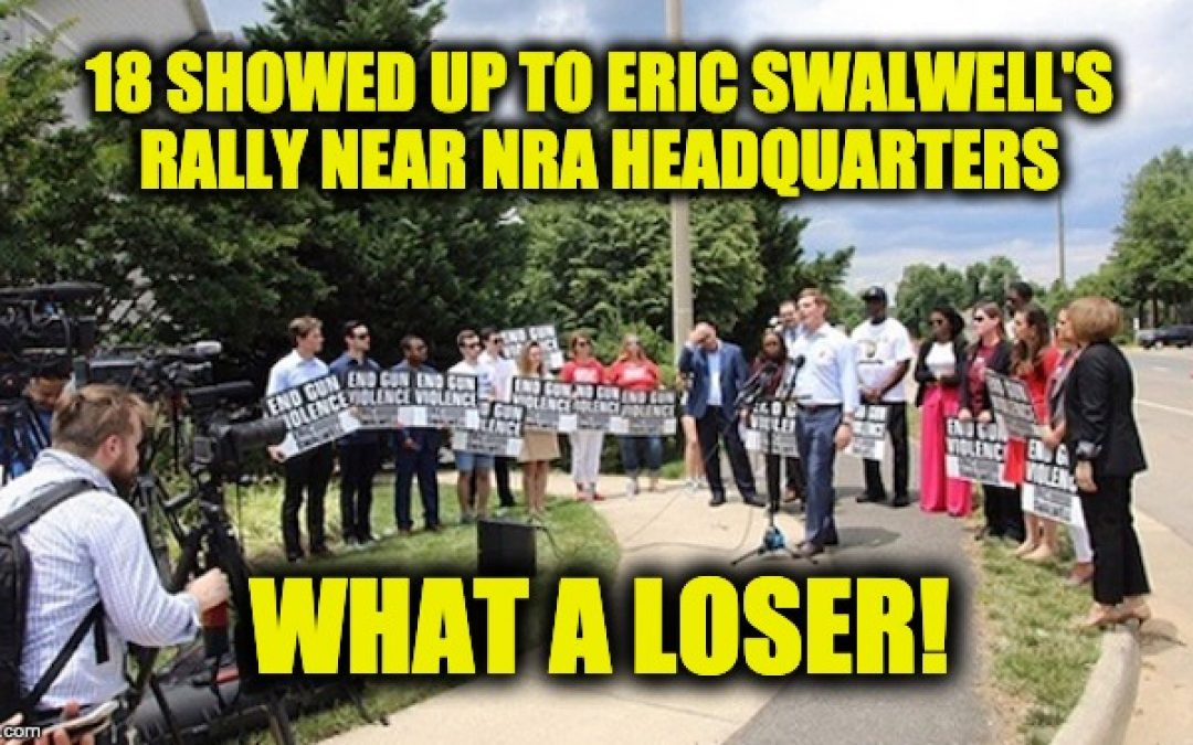 Eric Swalwell's Latest Assault On 2nd Amendment: No More Than 200 Rounds Of Ammo