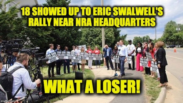 Eric Swalwell's Latest Assault On 2nd Amendment: No More Than 200 Rounds Of Ammo - The Lid