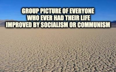 What Is This Love Affair with Socialism?