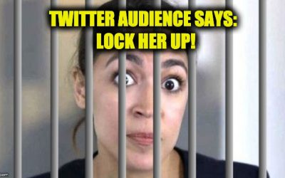 lock her up AOC