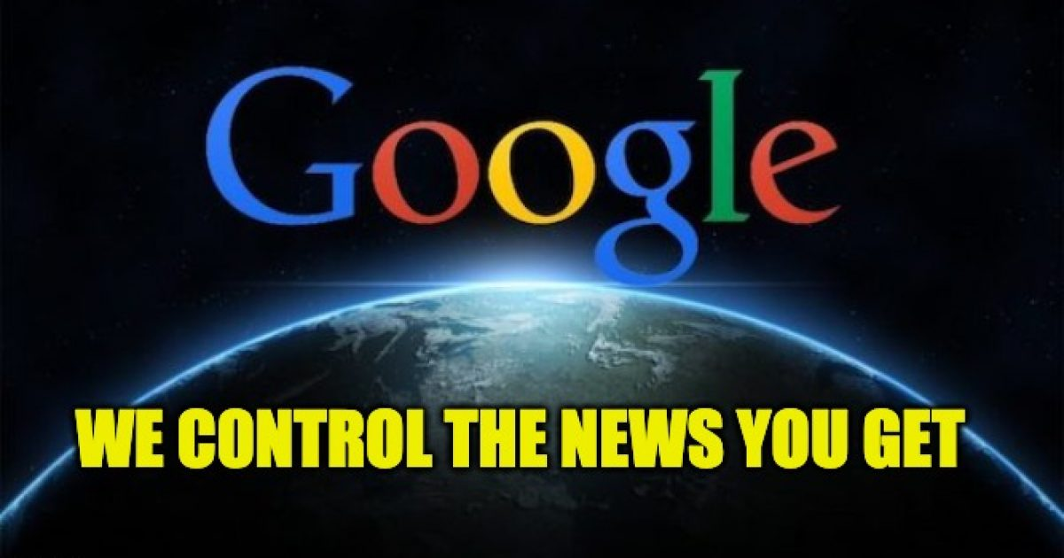 Google prevent trump reelection