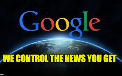 Holy Sh*t! Google Exec Reveals Tech Giant Set To 'Prevent' The 'Next Trump Situation' (Video)