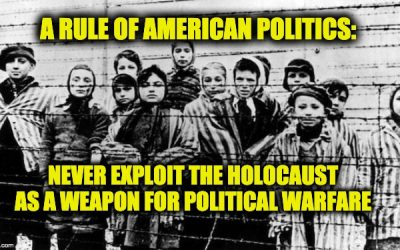 Holocaust political warfare