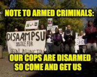 Portland State U Students Demand Disarming Of Campus Police