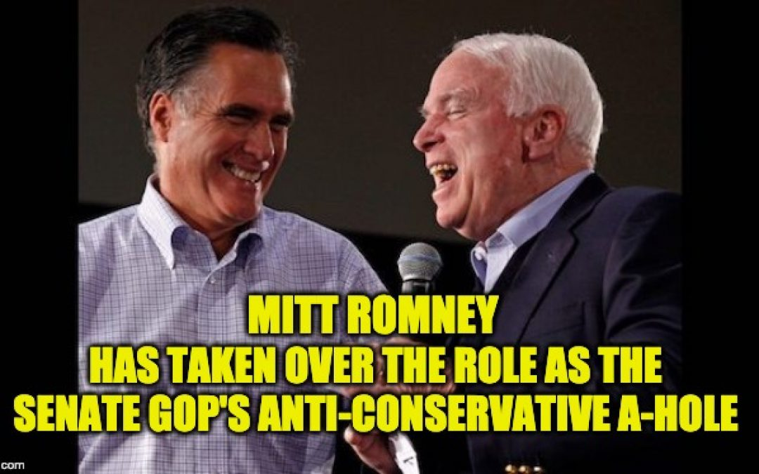Mitt Romney, On Track to Being Worse For GOP Than John McCain
