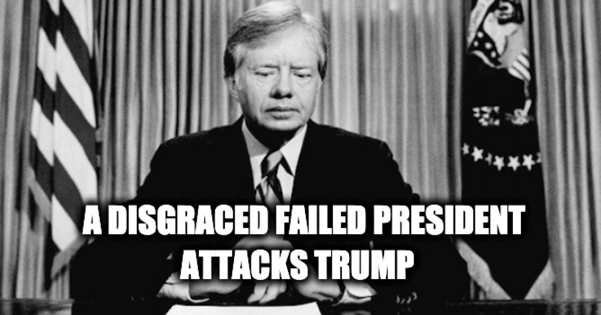 Jimmy Carter failure
