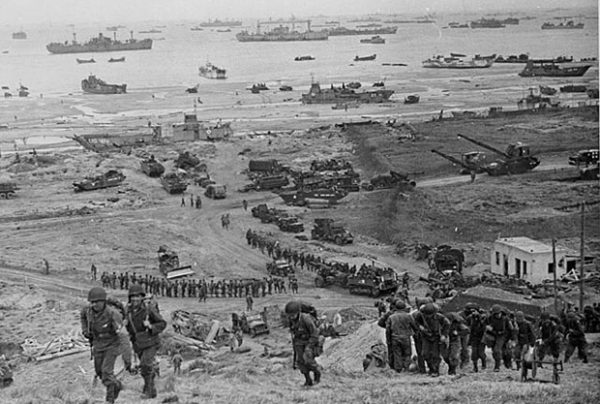 June 6, 1944, D-Day