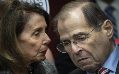 Pelosi Tells Nadler:  No Impeachment-Toss Trump In Prison