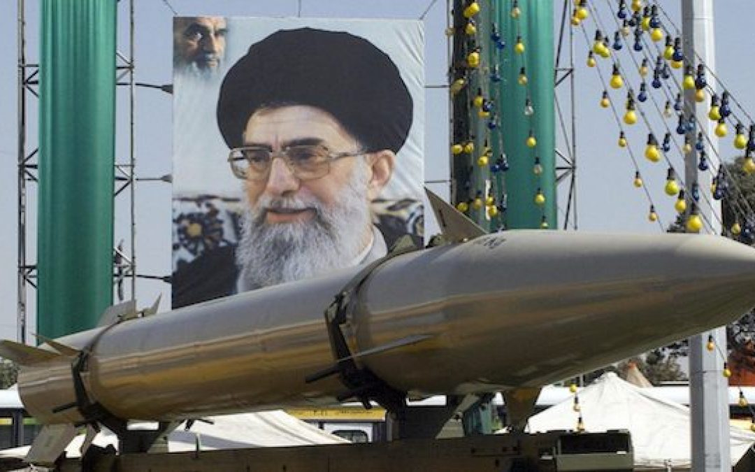 German Intel: Iran Illegally Buying Weapons Of Mass Destruction Technology