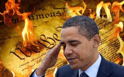 Obama Shows The World His Lack Of Knowledge Of The U.S. Constitution