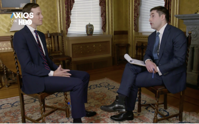 Why Did Axios' Swan Ask Jared Kushner Questions That Team Clinton Should Answer?