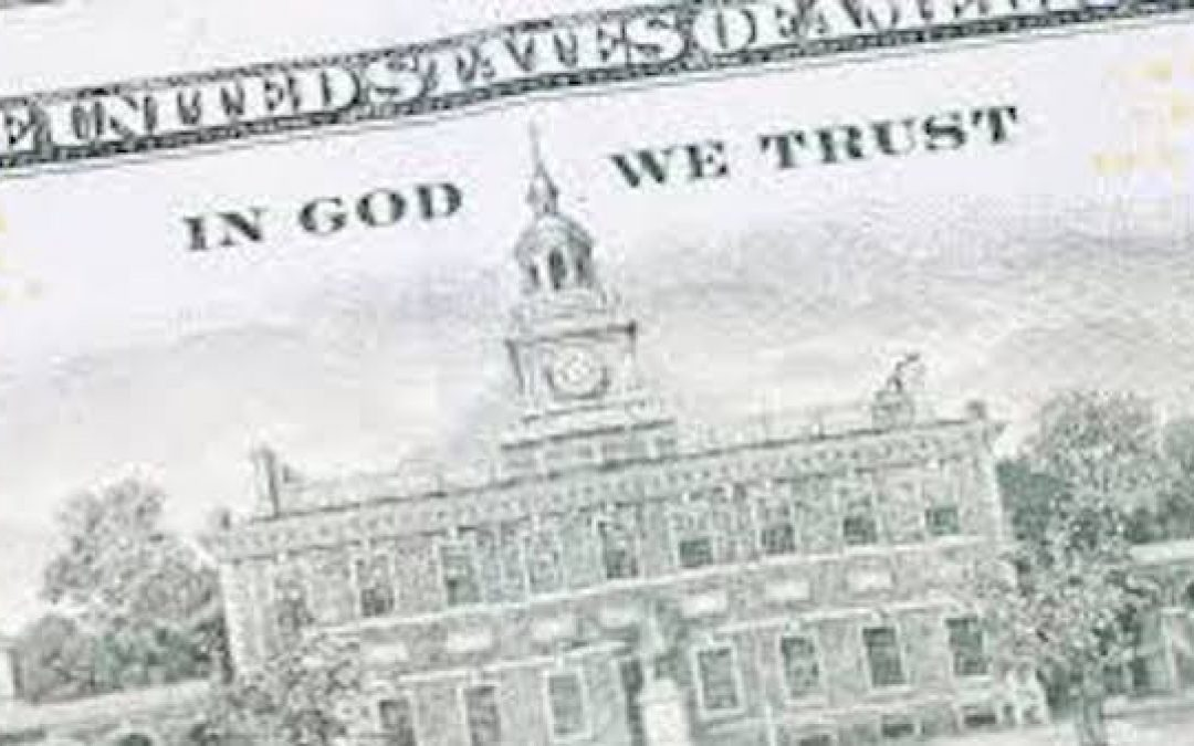 Supreme Court Tells Atheists 'In God We Trust' Will Stay On Money