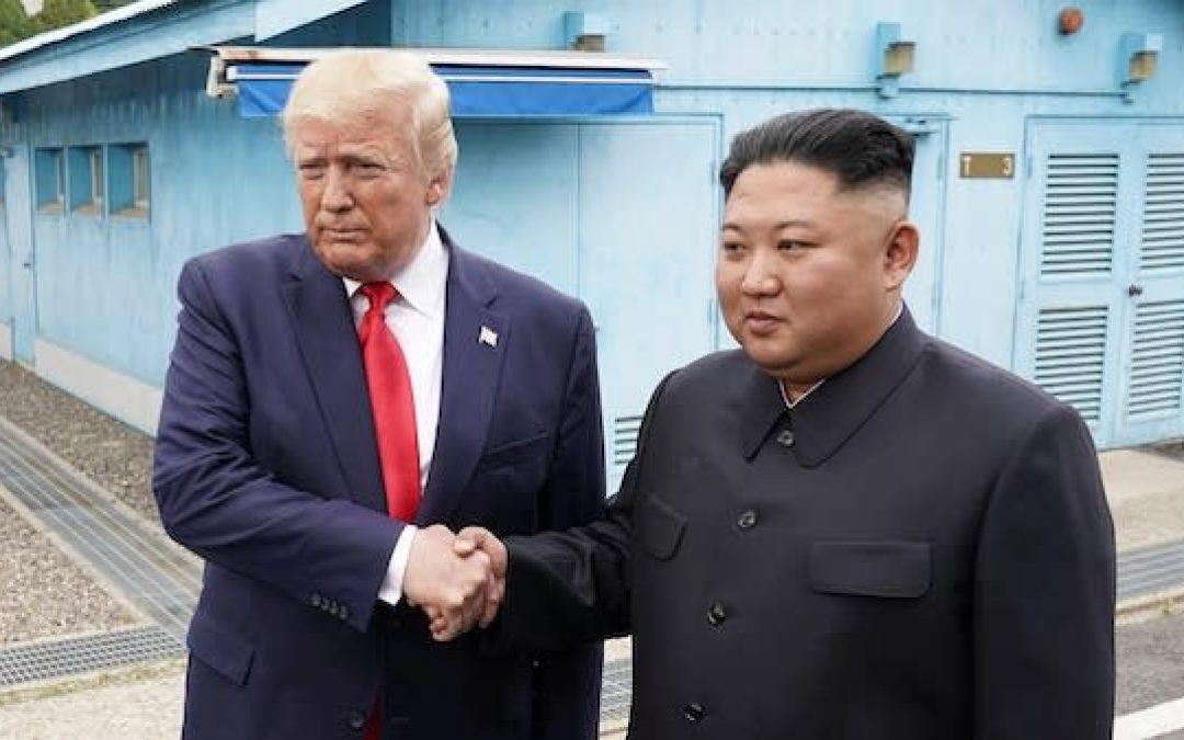 Trump Walks Into N.Korea, Dems, Media, And Liberals Go NUTS